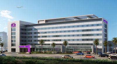 Abu Dhabi Airport – Transit Hotel