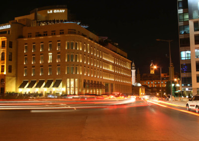 Le Gray Hotel – Beirut