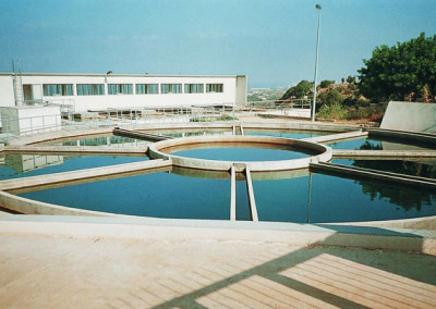 Water Treatment Station – Tripoli