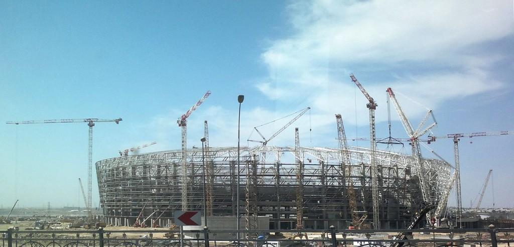 Europeen Games Stadium- Azerbaidjan