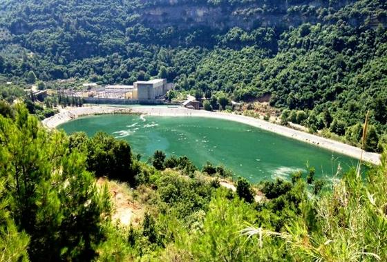 QUASSAMANI Dam & Water Treatment Station -Lebanon