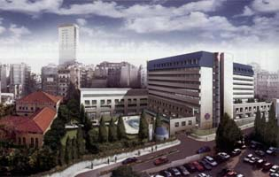 St. Georges Hospital- Beirut